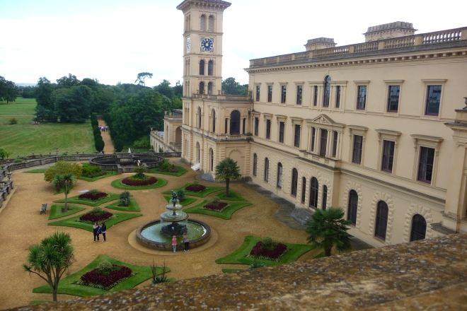Osborne House, Queen Victoria's Home on the Isle of Wight