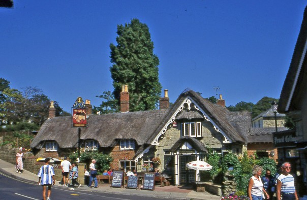 Shanklin, The Crab Inn