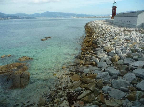 Vigo Bay, Spain