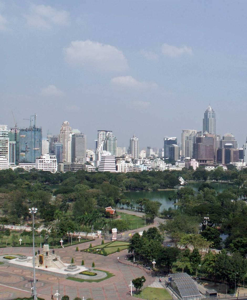 Bangkok-skyline
