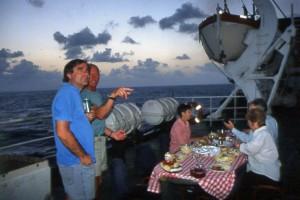 Al Fresco Evenings in the Tropics