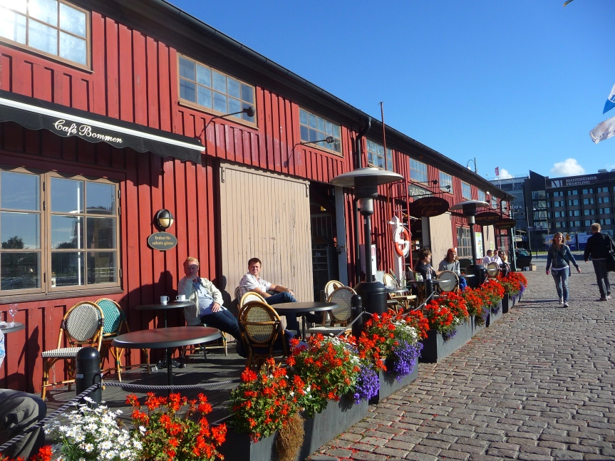 The Best Salmon Restaurant in Sweden