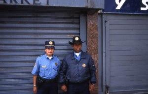 Security in Caracas