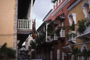 AStreetin Cartagena