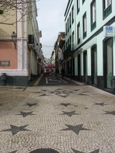 A Street in Ponta Delgado