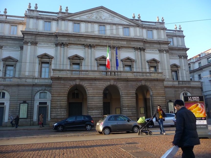 Italy's Opera Offerings