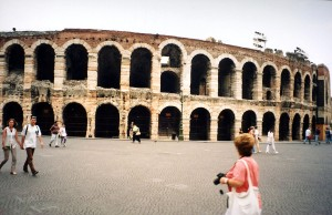 The Amphitheatre of Verona