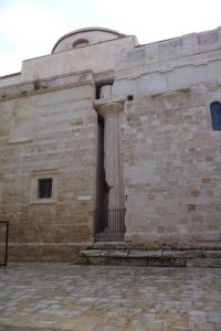 Ancient Greek Pillar still supporting the duomo