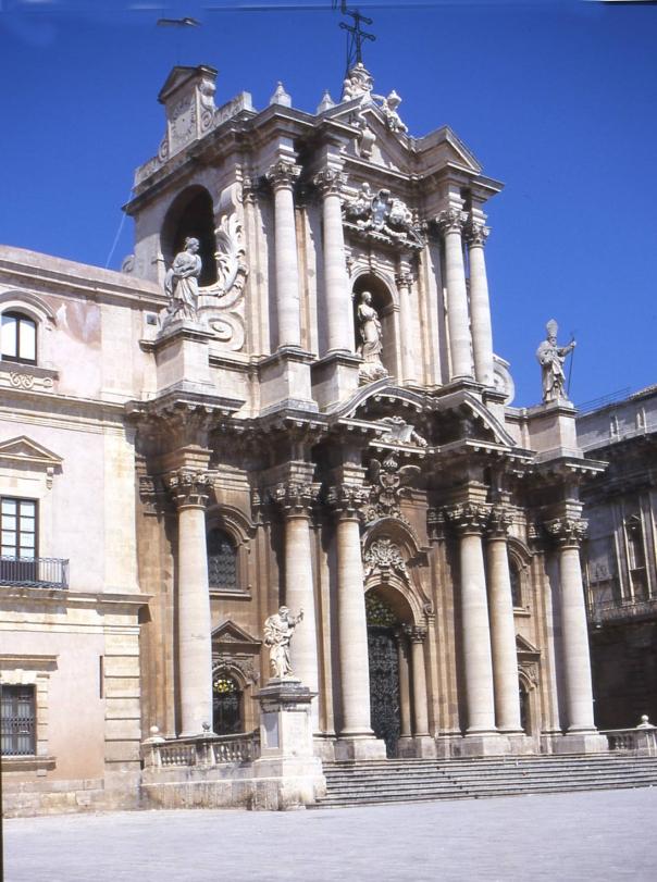 El Duomo, Siracusa, Sicily