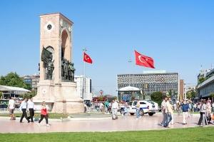 Istikal Street Monument