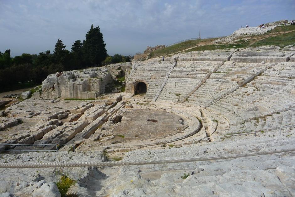 Greek Theatre, Siracusa