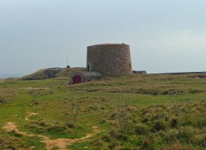 Reminders of the 1939-45 war still to be seen in Jersey