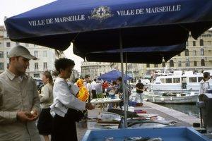 Fish sellers 5