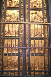 The Magnificent Bronze Doors of the Baptistry