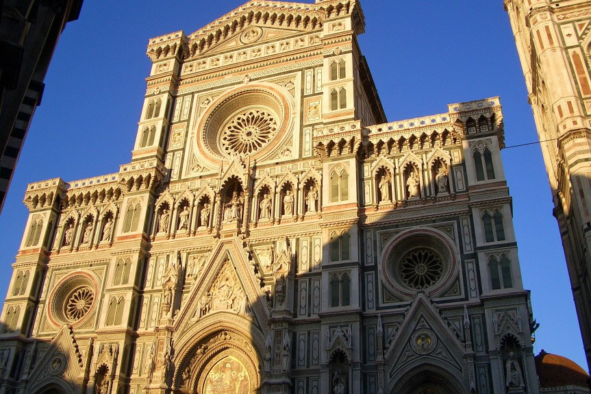 Florence, A City for the Florentines