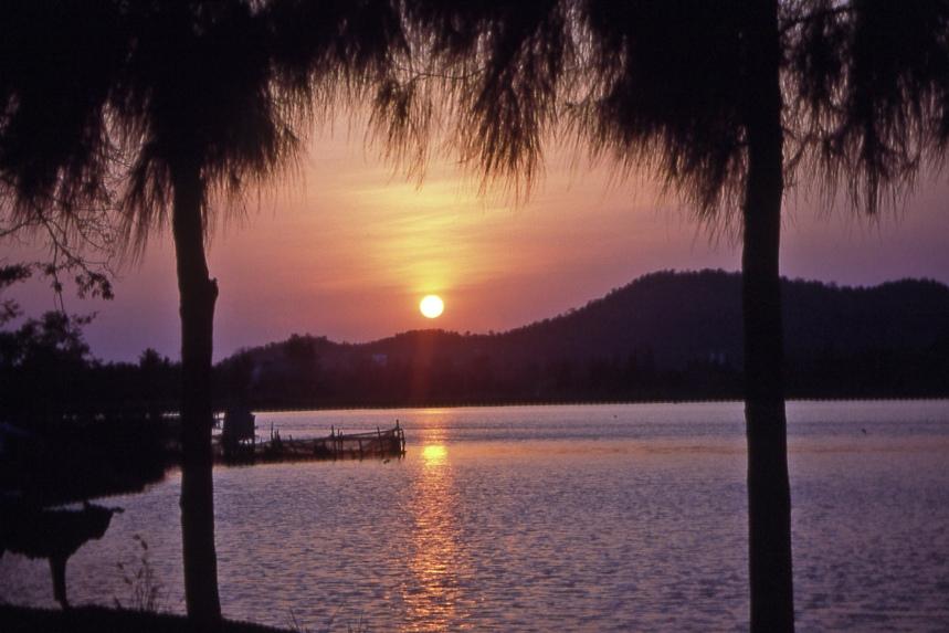 A Thai Sunset - Phuket
