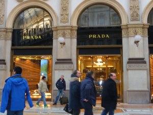 High Fashion, Milan