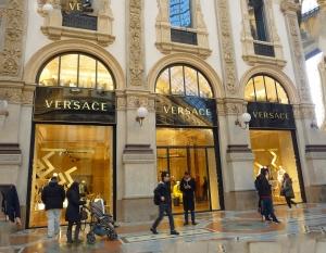 High Fashion in Milan