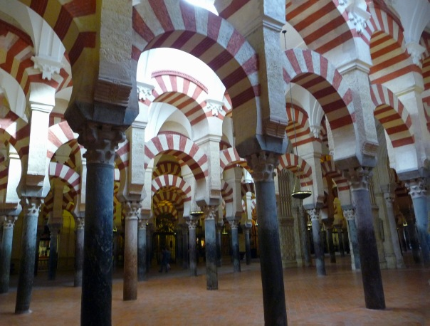 Mesquita at Cordoba, Spain