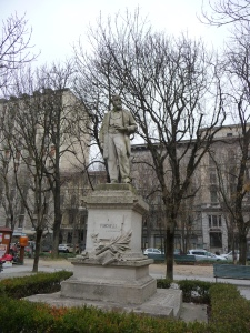 Monument to Monteverdi