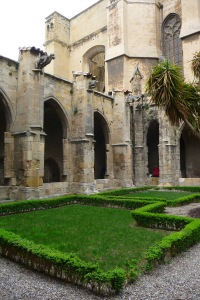 Cloisters of Bishop's Palace at Narbonne