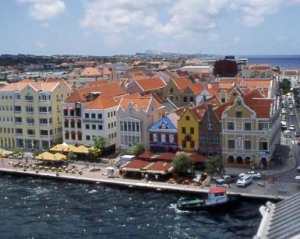 Williamstad, Curacao, Habour.