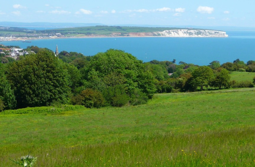 My Isle of Wight. UK