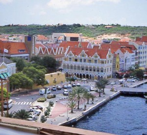 The Town of Williamstad, Curacao