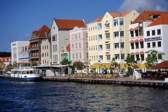 Williamstad, Capital of Curacao