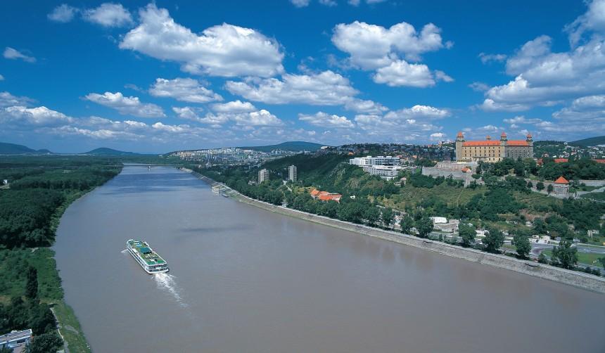 Bratislava on the Danube by Slovakia Tourist Board