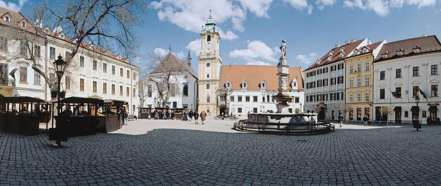 Bratislave Square