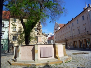Centre of old town