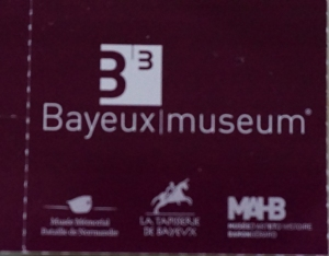 Bayeux Museum Ticket