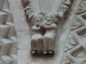 Les Amoureux de Bayeux Cathedral. Photo courtesy of Bayeux Tourist office