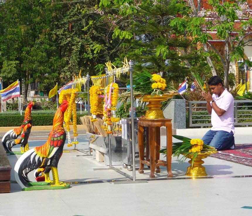 Chiang Rai Merit Making
