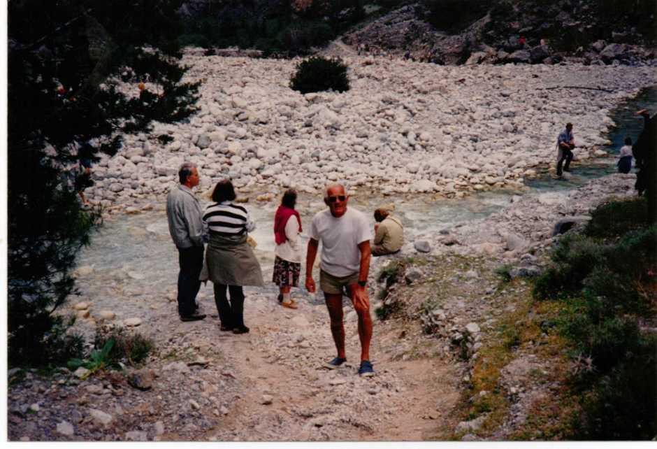 Samaria Gorge, Crete5