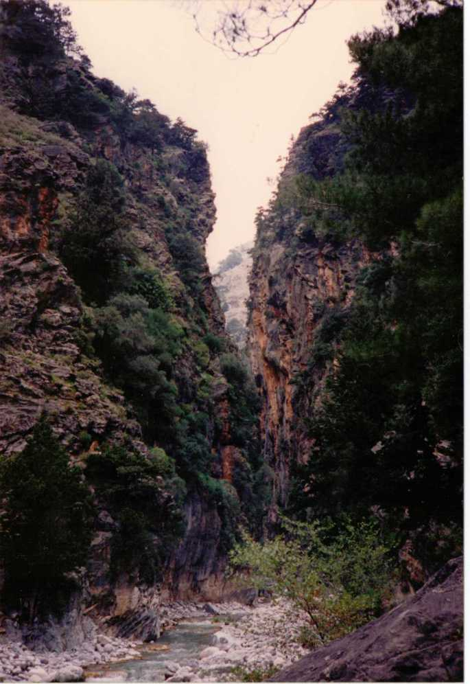 Samaria Gorge, Crete7