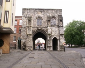 The West Gate, Winchester