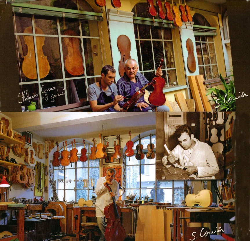 The Violin Makers of Cremona