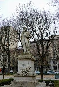 The founder of the Ponchielli Theatre in Cremona