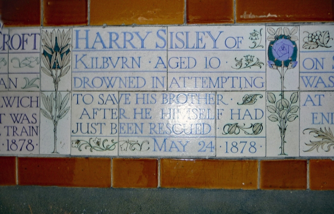 Harry Sisley - London Child Hero