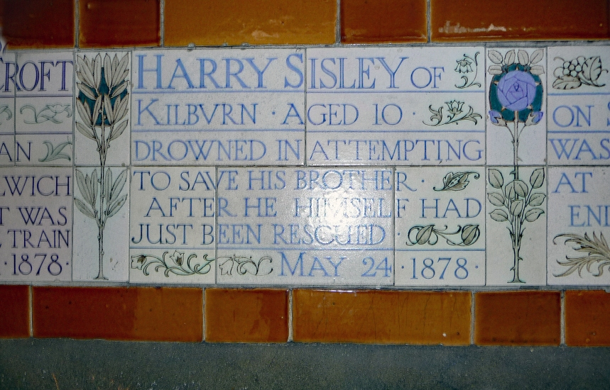 Harry Sisley - London Child Hero
