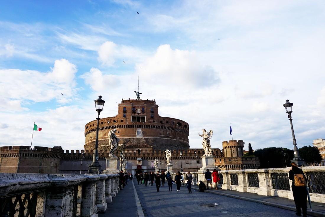 Castell Sant'Angelo, Rome
