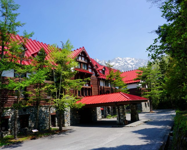 Imperial Hotel, Kamikochi