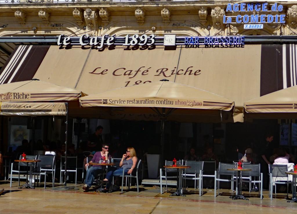 Cae Riche, Montpelier, France