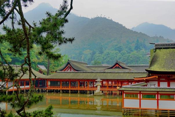 Itsukushima Shinto Shrine, Miyajima - Mari Nicholson