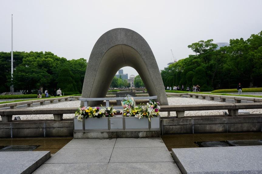 HIROSHIMA – August 1945 andTODAY