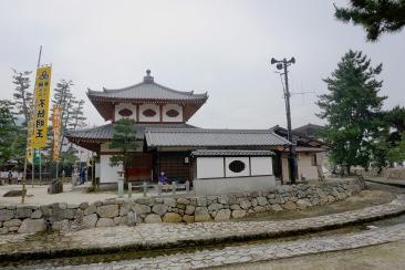 Temple on Miyajima - Mari Nicholson