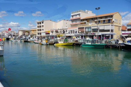 Fishing-Boats-along-the-Canal-at-Palabas---Mari-Nicholson