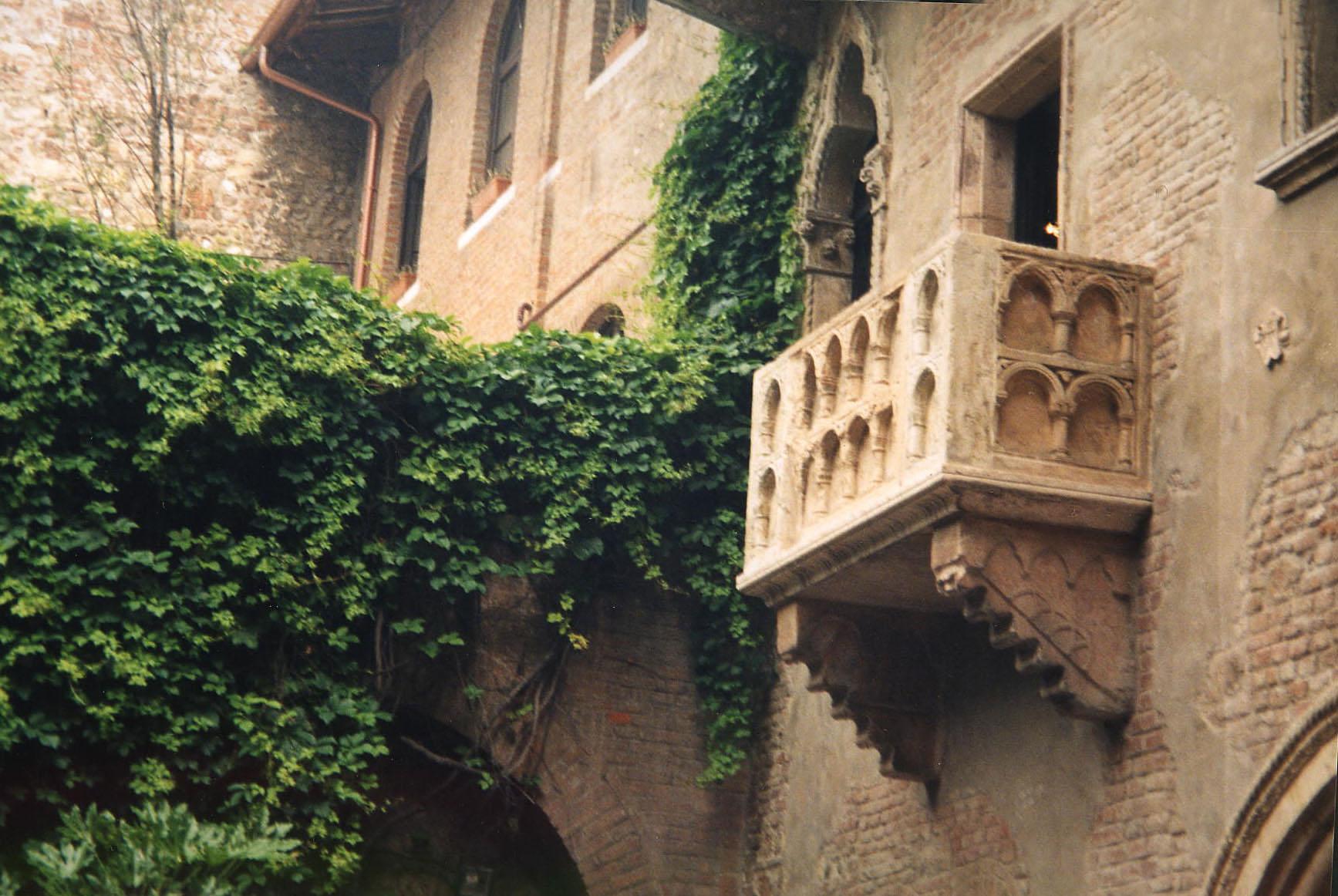Juliet;s Balcony